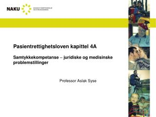 Professor Aslak Syse