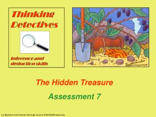 The Hidden Treasure Assessment 7