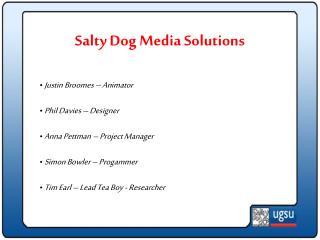 Salty Dog Media Solutions