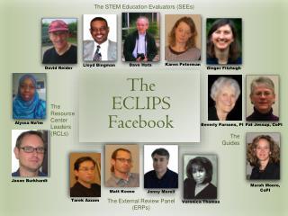 The STEM Education Evaluators (SEEs)