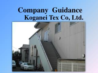 Company  Guidance