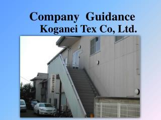 Company  Guidance
