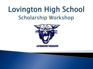 Lovington High School