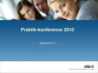 Praktik-konference 2010