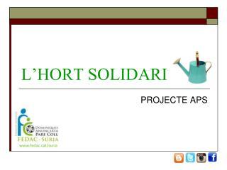L'HORT SOLIDARI