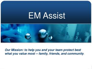 EM Assist