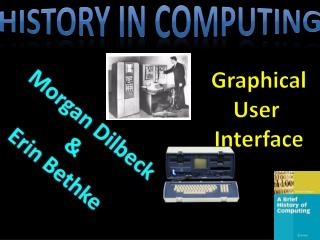 History in Computing