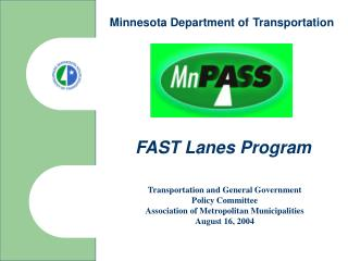 FAST Lanes Program