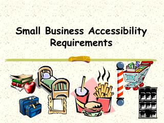 Small Business Accessibility Requirements