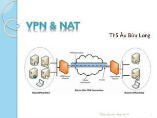 VPN & NAT