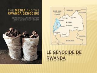 Le génocide de  rwanda