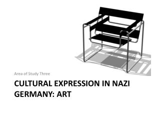 Cultural Expression in Nazi Germany: Art