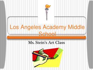 Los Angeles Academy Middle School