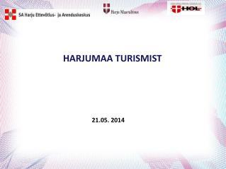 HARJUMAA TURISMIST