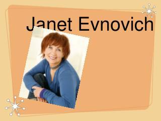 Janet Evnovich