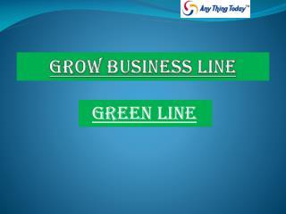 GROW BUSINESS Line