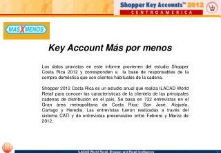 Key Account M�s por menos
