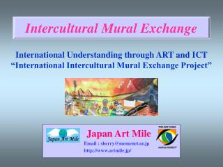 Intercultural Mural Exchange