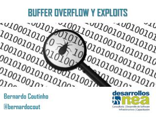 BUFFER OVERFLOW Y EXPLOITS