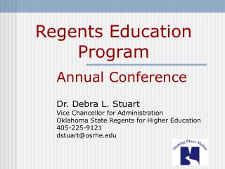 Regents Education Program