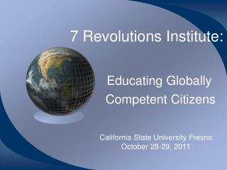 California State University Fresno October 28-29, 2011