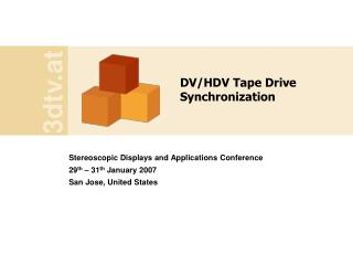 Stereoscopic Displays and Applications Conference29th