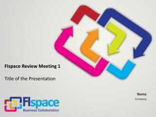 FIspace Review Meeting 1 Title of the Presentation