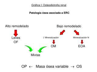 Patología ósea asociada a ERC