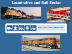 Locomotive and Rail Sector
