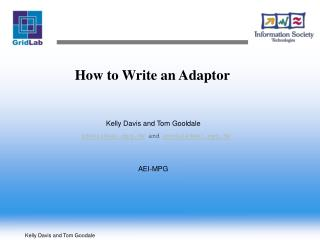How to Write an Adaptor
