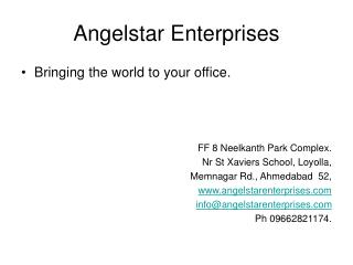 Angelstar Enterprises