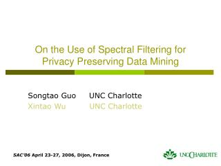 privacy preserving data mining in partitioned databases Citeseerx - document details (isaac councill, lee giles, pradeep teregowda): abstract — data mining techniques are used to discover hidden information from large databases.