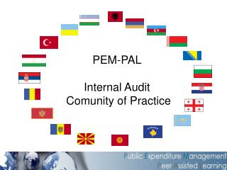 PEM-PAL Internal Audit  Comunity of Practice