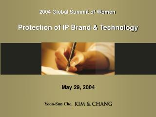 Protection of IP Brand & Technology