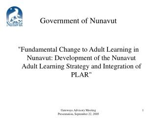 Government of Nunavut