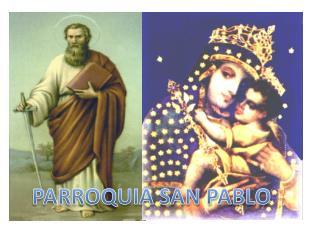 PARROQUIA SAN PABLO