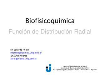 Biofisicoquímica