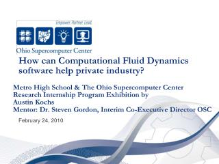 How can Computational Fluid Dynamics software help private industry?