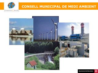 CONSELL MUNICIPAL DE MEDI AMBIENT