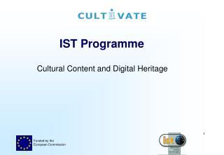 IST Programme