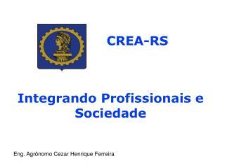 Integrando Profissionais e Sociedade