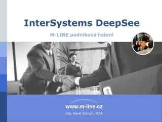 InterSystems  DeepSee