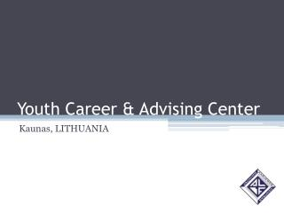 Youth Career & Advising Center