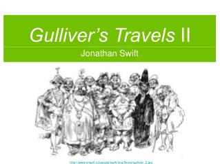 Gulliver�s Travels  II