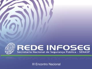 III Encontro Nacional