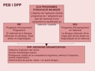 PEB I DPP
