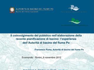 Ecomondo - Rimini, 9 novembre 2012