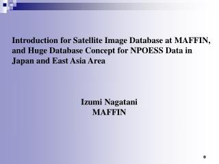 Izumi Nagatani MAFFIN