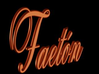Faet�n  o  Faetonte (  Pha�th�n , �brillante�, �radiante�)