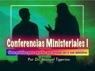 LA RESPONSABILIDAD DEL MINISTERIO